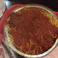 Photo taken at Bene Restaurant & Pizzeria by Nate F. on 12/31/2014