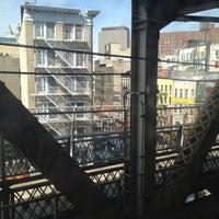 Photo taken at MTA Subway - Manhattan Bridge (B/D/N/Q) by Nate F. on 4/4/2013