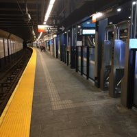 Photo taken at MTA Subway - Prospect Ave (R) by Nate F. on 1/31/2018
