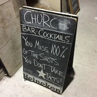 Photo taken at Church Bar by Nate F. on 5/11/2016