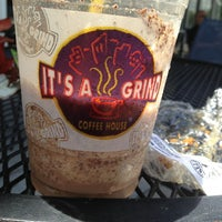Photo taken at It's A Grind Coffee House by Rachel S. on 6/13/2013