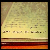 """Photo taken at Zillims""""de by Engin A. on 7/2/2014"""