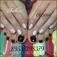Photo taken at Маникюр🙌Педикюр👣Shellac💅 by Oksana M. on 7/24/2013