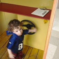 Photo taken at Children's Museum & Theatre Of Maine by Mary E. on 3/15/2013