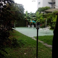 Photo taken at Hostel Boa Viagem by Sidney L. on 7/20/2014