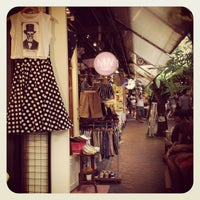 Photo taken at Chatuchak Weekend Market by Aim S. on 10/6/2013