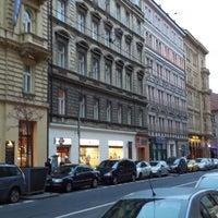 Photo taken at Hotel Caesar Prague by Karan K. on 12/27/2014