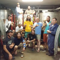 Photo taken at Live Oak Brewery by Beer P. on 9/12/2014