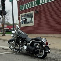 Photo taken at State Street Diner by Peter M. on 4/28/2013