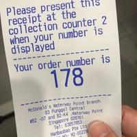 Foto scattata a McDonald's / McCafe da Joash L. il 10/10/2018