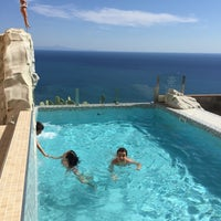 Photo taken at Hotel Margherita by Andrea F. on 6/22/2015