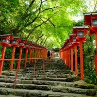 6/16/2013にSatoshi K.が貴船神社で撮った写真