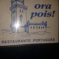 Foto tirada no(a) Restaurante Português Ora Pois por Andre Luis C. em 3/2/2013