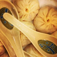 Photo taken at Gourmet Dumpling House by Karla Sofía on 3/11/2013