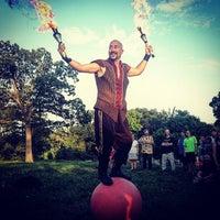 Photo taken at Shakespeare Festival St. Louis by Jeff K. on 6/13/2015