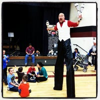 Photo taken at Rockwood South Middle School by Jeff K. on 5/17/2014
