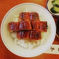 8/5/2015にTomohiko T.がうなぎ 西本で撮った写真