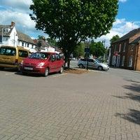 Photo taken at Evesham Main Street by Joshua D. on 5/14/2014