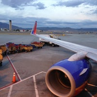 Photo taken at Albuquerque International Sunport (ABQ) by Aaron J. on 5/7/2013