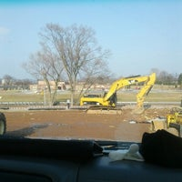 Photo taken at Wilson Middle School by Brittany P. on 2/14/2013