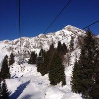 Photo taken at Monte Tremol by Francesco V. on 12/1/2013