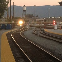 Photo taken at San Jose Diridon Station by J H. on 7/10/2013