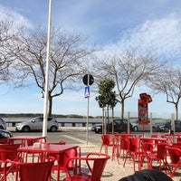 Photo taken at O Vermelhinho by Tiago C. on 2/9/2013