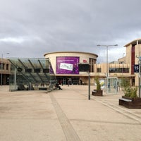 Photo taken at Gare SNCF de Dijon Ville by Pierre Hugues D. on 2/3/2013