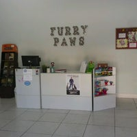 Photo taken at Furry Paws Fort Lauderdale by Eric K. on 2/6/2013