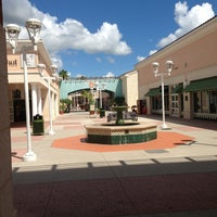 Photo taken at Orlando Vineland Premium Outlets by Eric K. on 7/10/2013