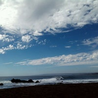 Photo taken at Punta de Lobos by Paulina B. on 3/8/2013