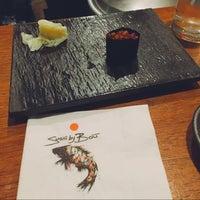 Foto tirada no(a) Sushi By Bou por Kat L. em 2/14/2018