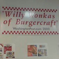 Photo taken at Five Guys by Laura C. on 5/10/2013