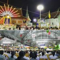 Photo taken at Wat Sao Thong Tong by Aumza I. on 12/31/2015