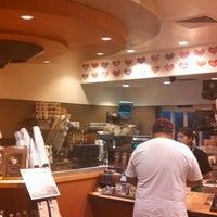 Photo taken at Starbucks by Jin K. on 3/15/2013