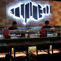 Photo taken at RA Sushi Bar Restaurant by J. D. S. on 8/7/2013