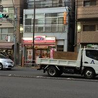 Photo taken at オリジン弁当 亀戸店 by MANJI 白. on 2/9/2013