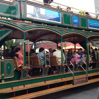Photo taken at The Trolley At The Grove by YouRim L. on 5/6/2013