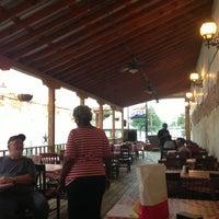 Photo taken at Cafe Krossover by Christin L. on 8/1/2013