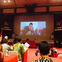 Photo taken at Markas Besar Tentara Nasional Indonesia (MABES TNI) by Joko S. on 4/28/2016