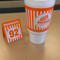Photo taken at Whataburger by Kevin G. on 8/6/2013
