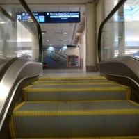 Photo taken at Terminal 1 - Lindbergh LRT Station by Percy J. on 5/2/2013