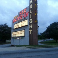 Photo taken at Starlight Six Drive-In by Percy J. on 5/4/2013