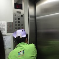 Photo taken at H.M. Queen Sirikit Building by porpo on 8/5/2016