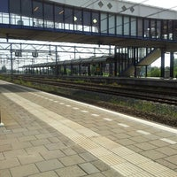 Photo taken at Station Woerden by Jelle L. on 7/16/2013