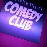 Photo taken at Greenwich Village Comedy Club by Juan N. on 4/13/2013