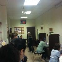 Photo taken at Московский Индустриальный Банк by Илья В. on 5/30/2014
