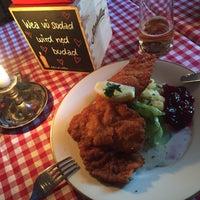 Photo taken at Mutzenbacher Schnitzelpuff by Anna D. on 1/9/2016
