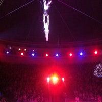 Снимок сделан в Національний цирк України / National circus of Ukraine пользователем Марина Г. 10/28/2013