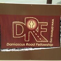 Photo taken at Damascus Road Fellowship by Maddie B. on 3/17/2013